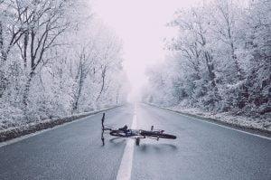 Jazda na rowerze zimą - jak się przygotować?