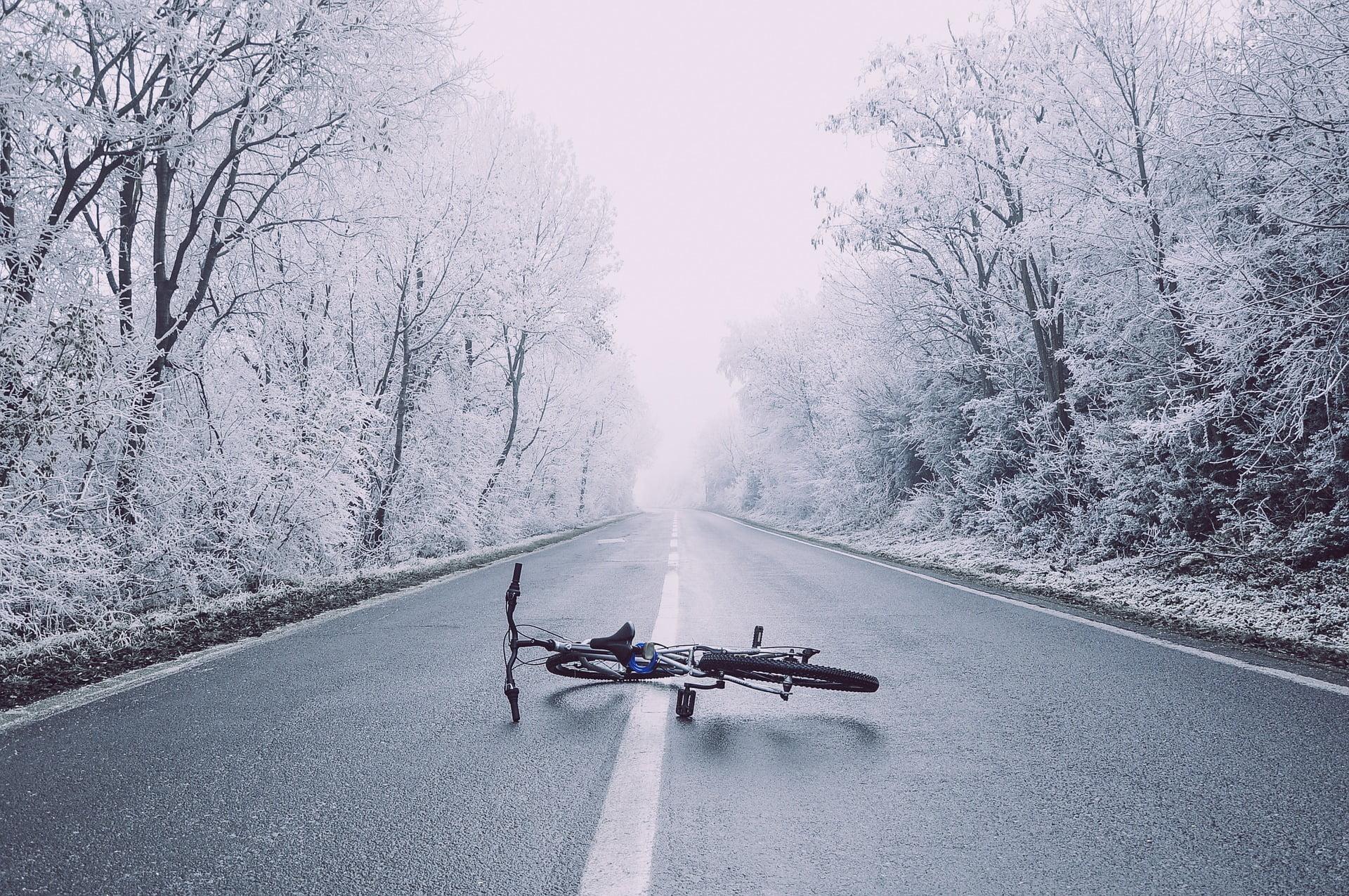 Jazda na rowerze zimą – jak się przygotować?