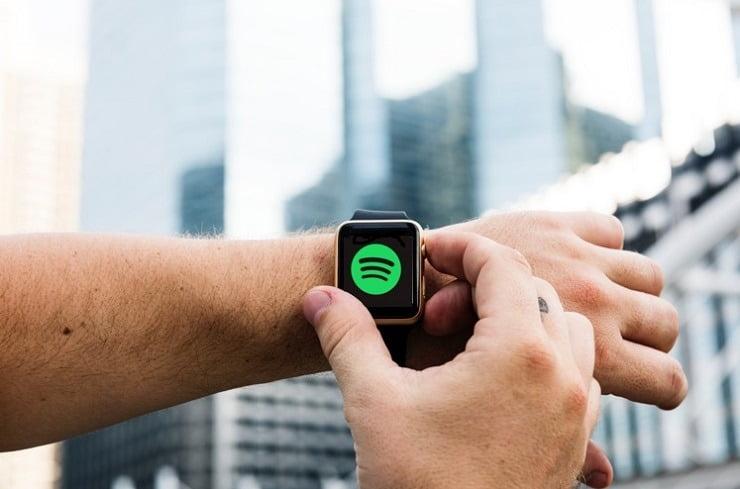 Spotify wprowadza przesyłanie strumieniowe bezpośrednio do zegarka Apple Watch