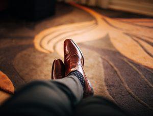 Jak wypastować buty