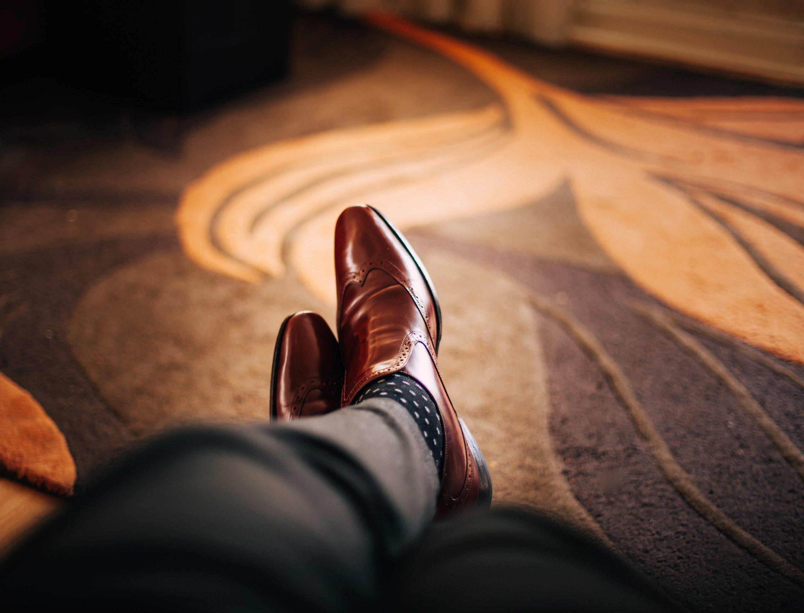Jak wypastować i pielęgnować buty?