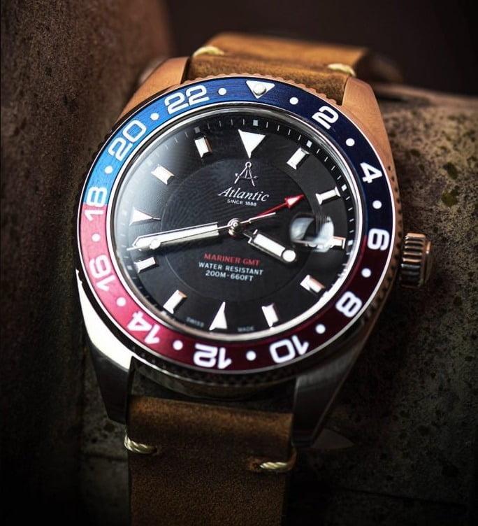 Zegarek atlantic – opinie i historia marki