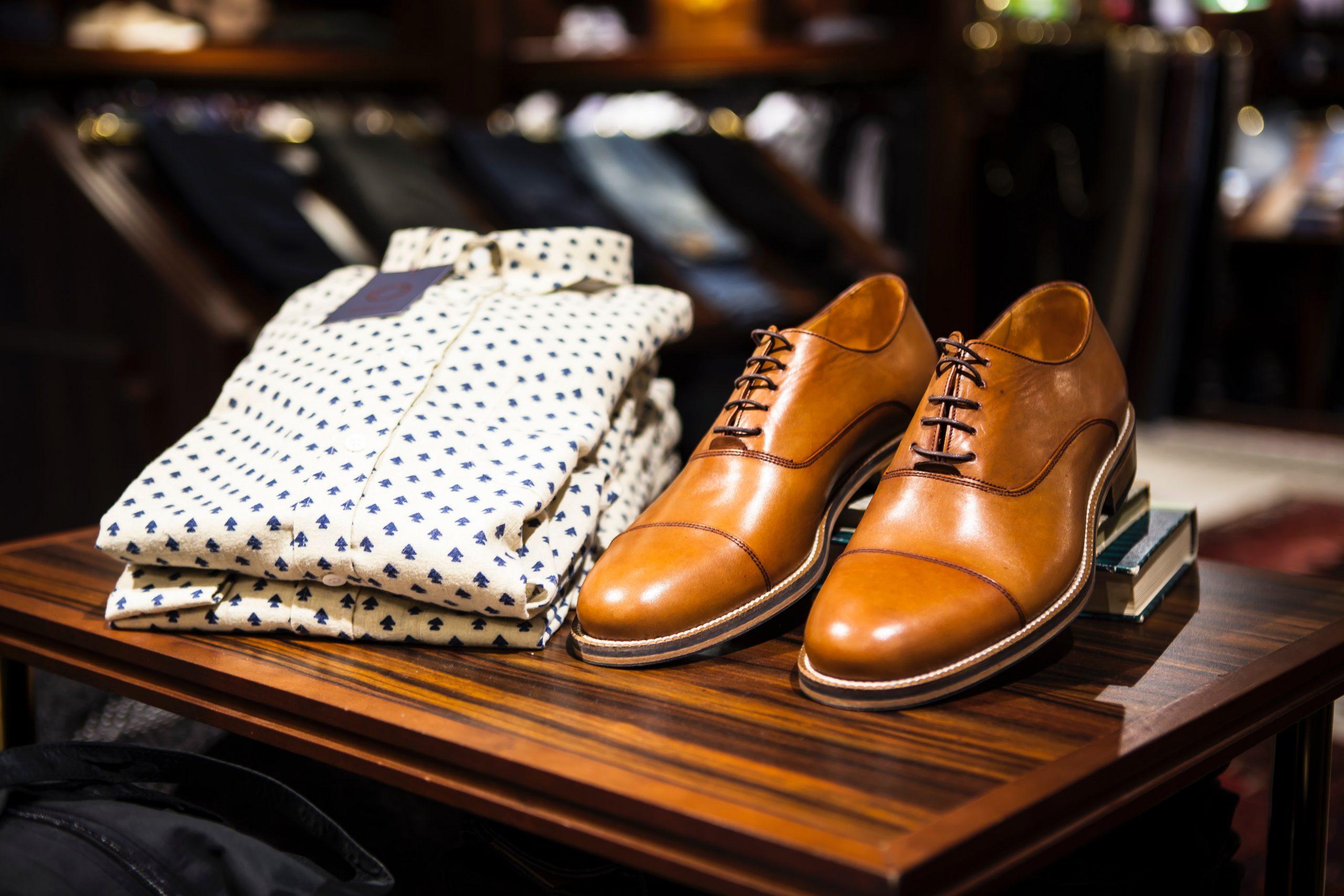 Jak dobrać buty do garnituru?