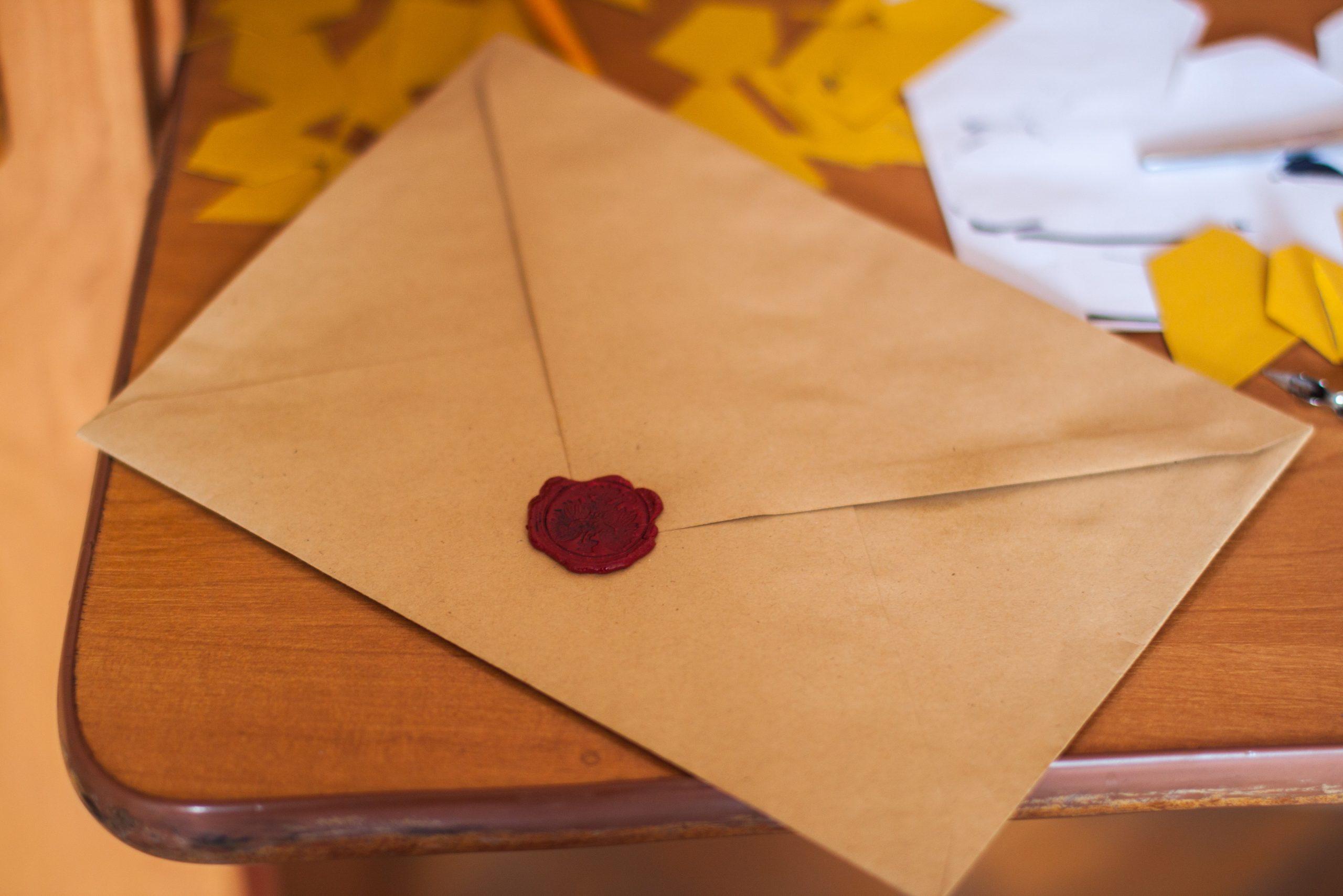 Zaproszenie na ślub -jak odmówić przyjścia na wesele?