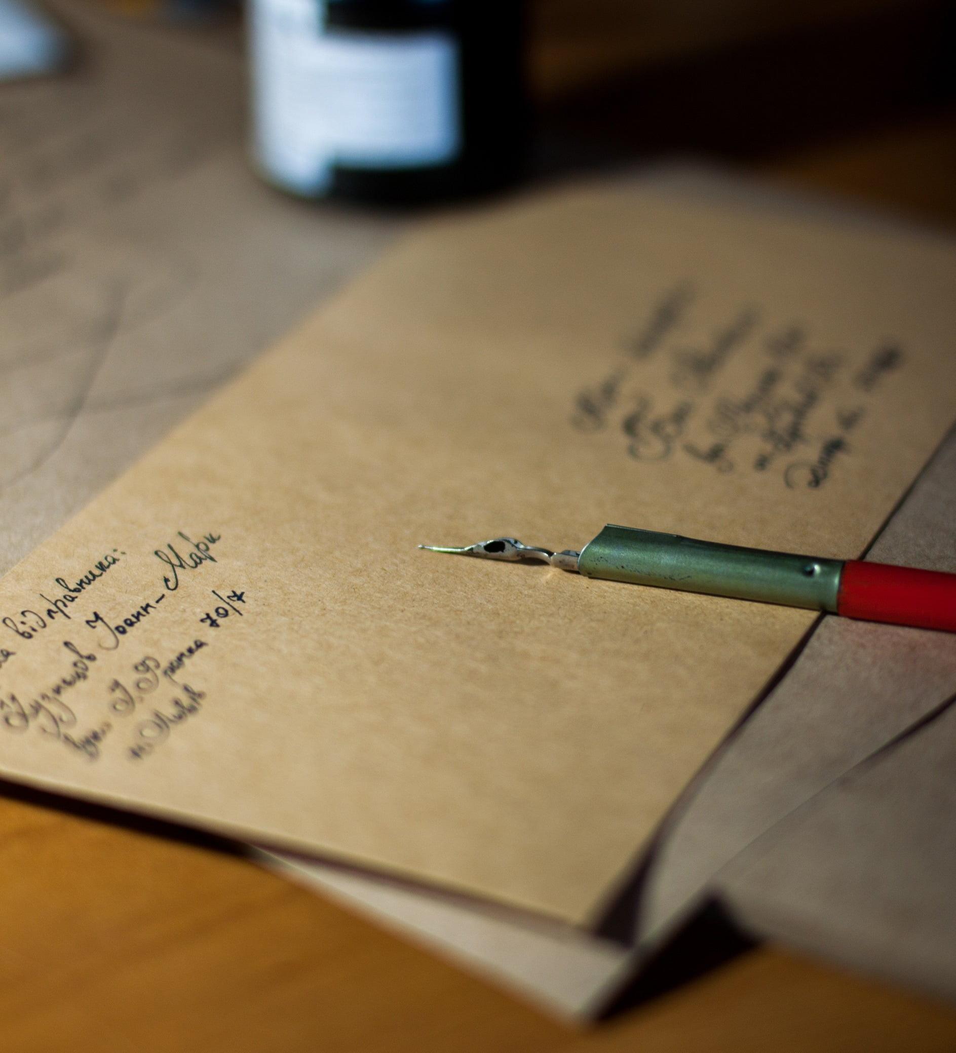 Jak zaadresować list? Jak poprawnie uzupełnić kopertę?