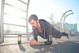 Plank dla mężczyzn - co daje ćwiczenie plank